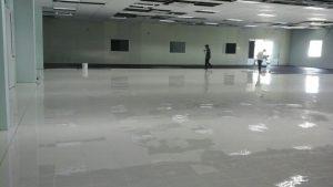 Dịch vụ sơn nên epoxy cho nhà máy dược