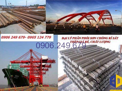 Sơn epoxy cho sắt thép giá rẻ chất lượng cao ở đâu
