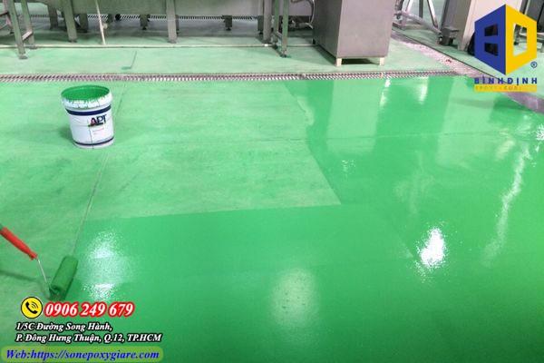 Ưu điểm của sơn epoxy apt