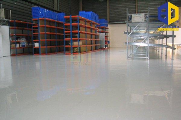 Tìm hiểu định mức sơn epoxy là gì