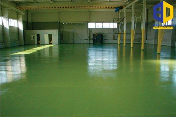 Vai trò của định mức sơn epoxy là gì
