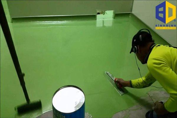 khám phá quy trình sơn pu