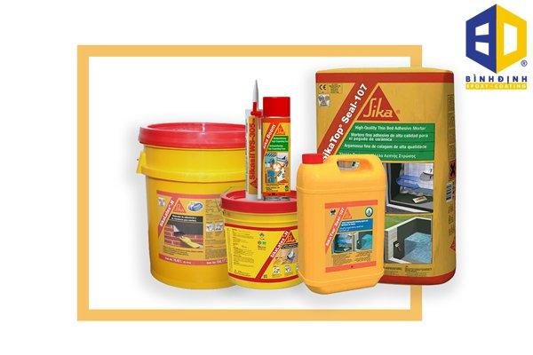 Vật liệu chống thấm chuyên dụng cho tường