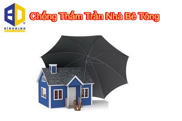 Tiêu chuẩn chống thấm bê tông trần nhà và sàn nhà